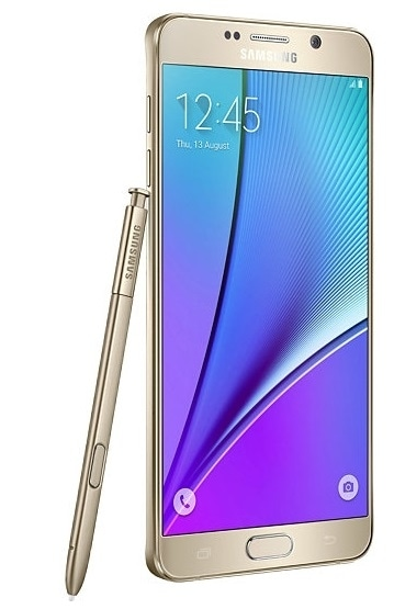 Samsung Galaxy Note 5 32GB Gold - SMART VALUE