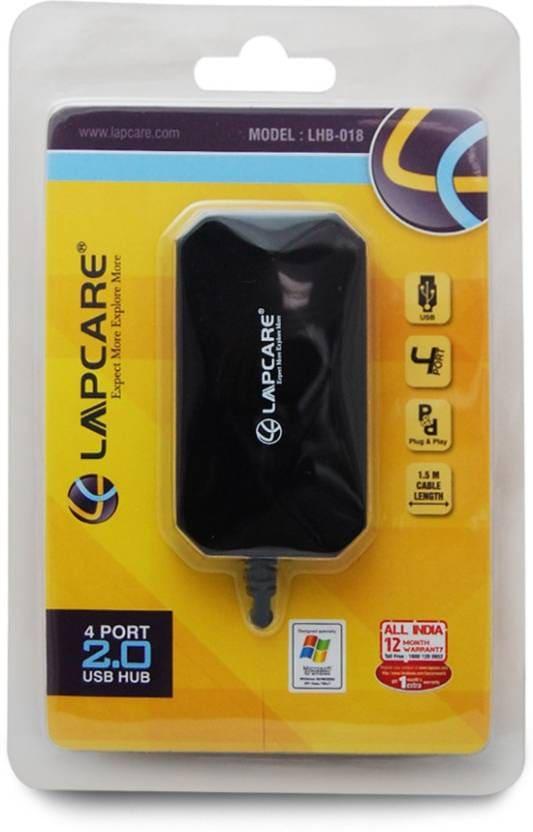 USB Hub 4 Port Lapcare