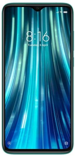 Redmi Note 8 Pro (RAM 8 GB, 128 GB, Gamma Green)