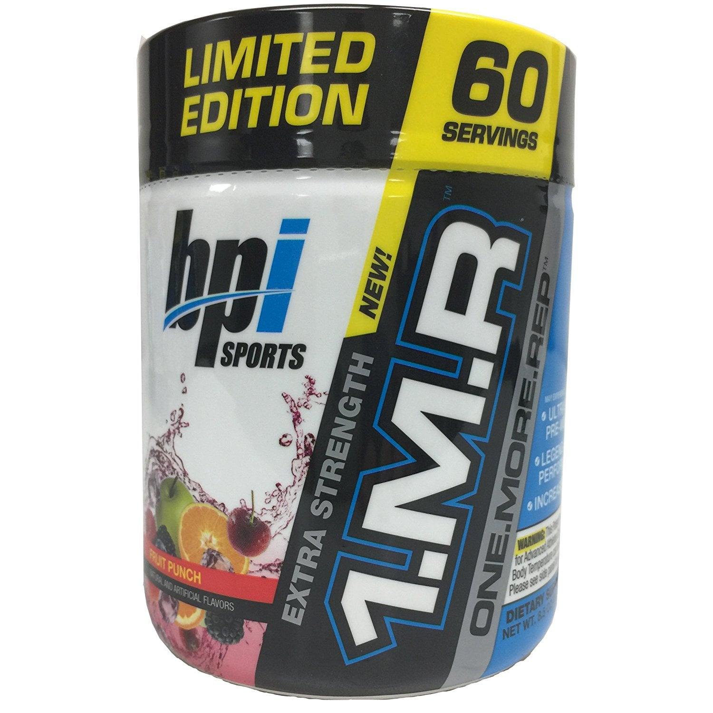 BPI Sports 1.M.R -60 Serving(Fruit Punch)