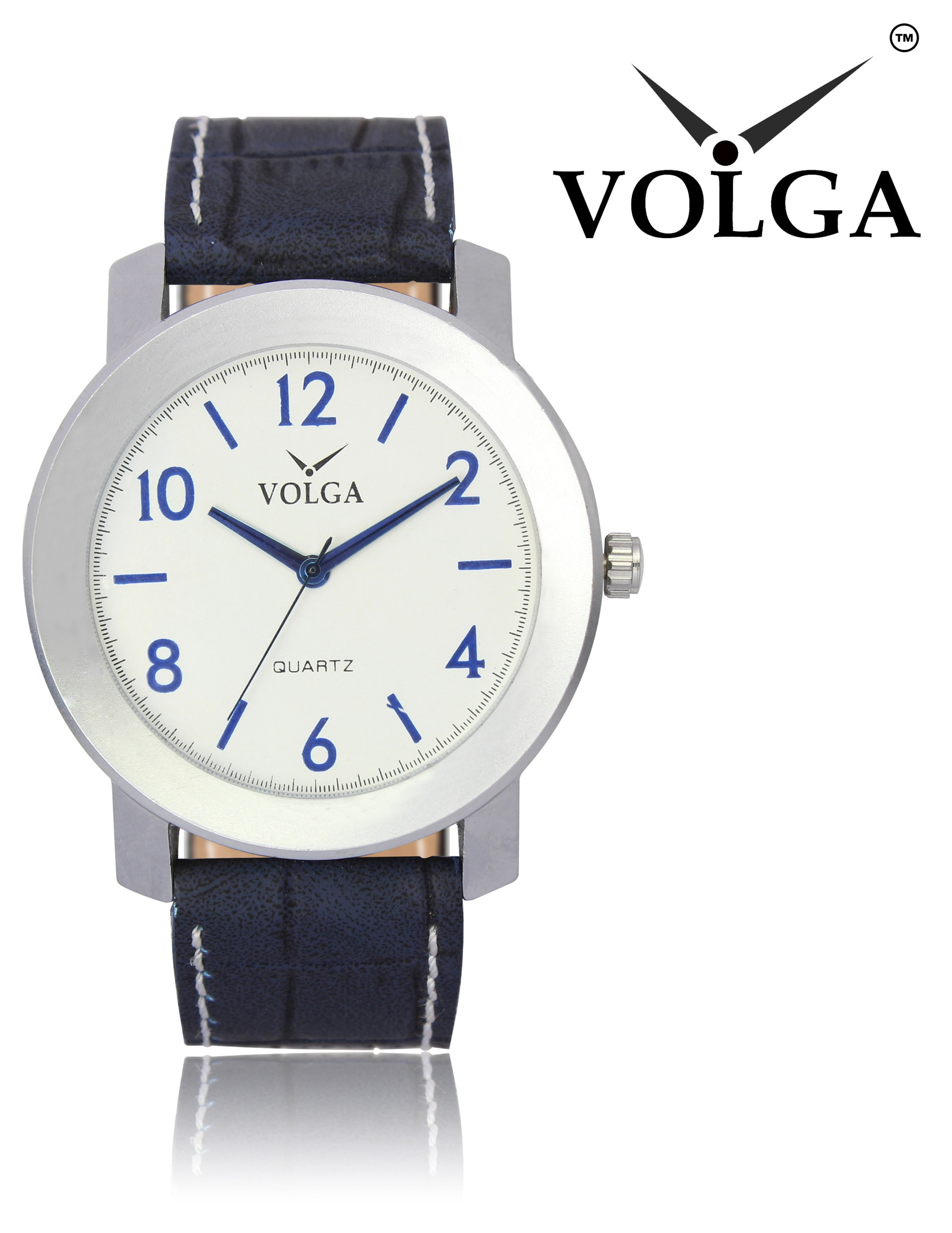 Volga Analogue Sports Dial Men's Watch