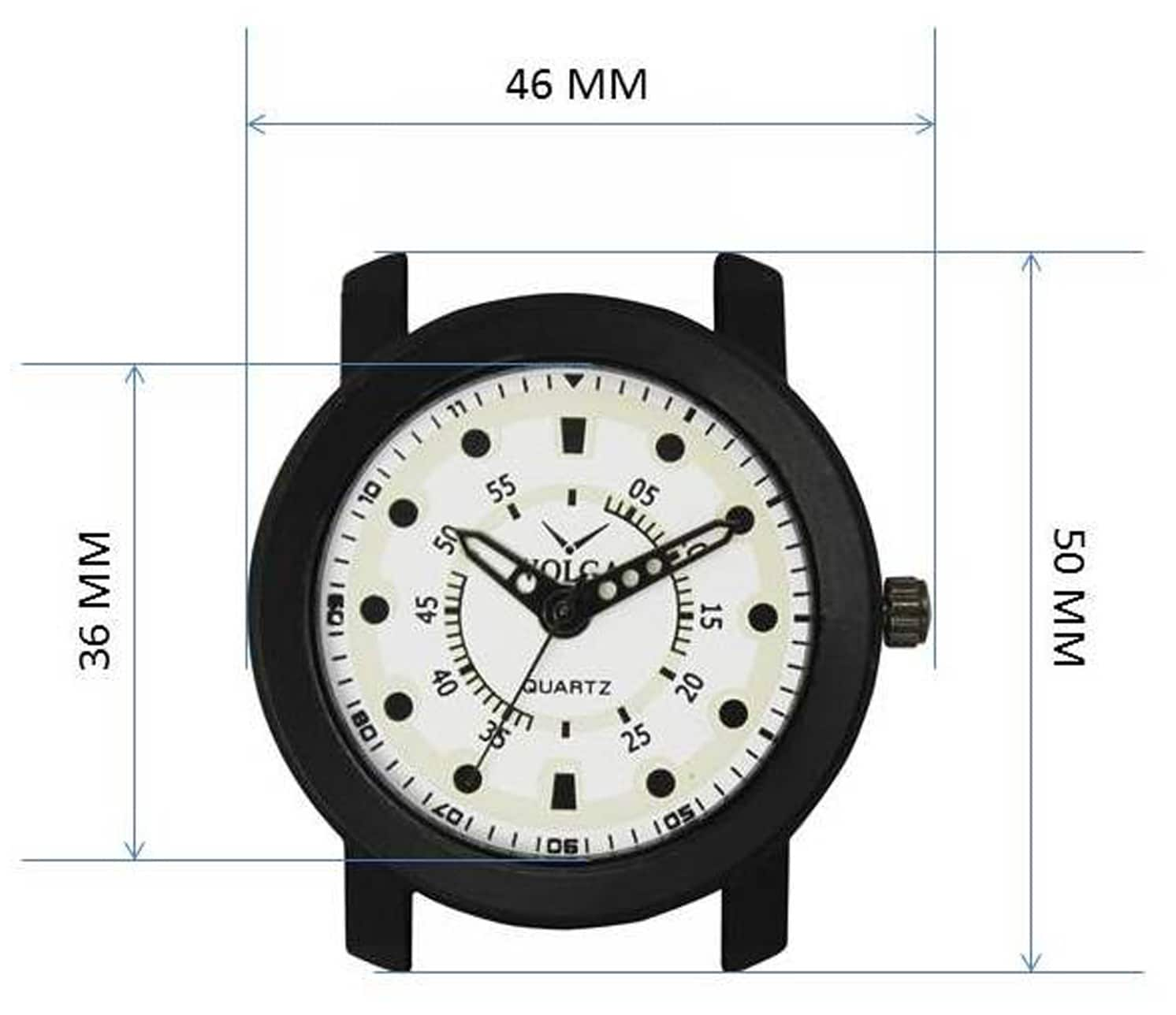 New Analog Type Designer Stylish Watch For Men And Boys_volga-