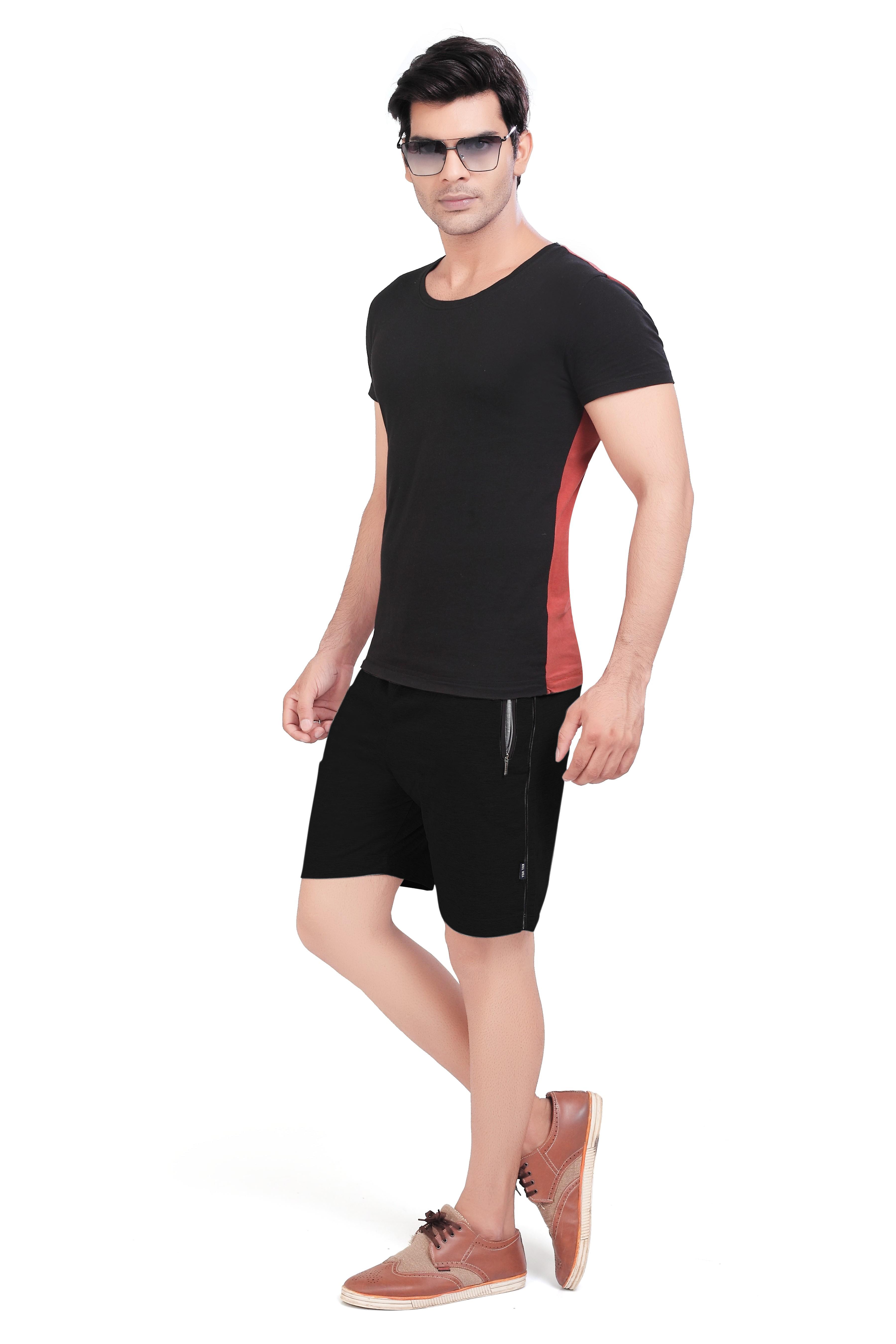 Kill Will Shorts For MEN (XL, Black)