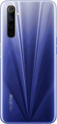 Realme 6 (RAM 6 GB, 128 GB, Comet Blue)