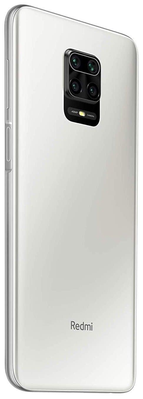 Redmi Note 9 Pro (RAM 4 GB, 64 GB, Glacier White)
