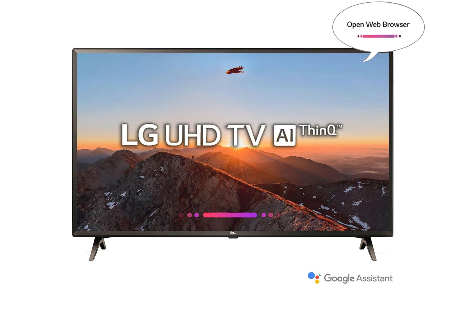 LG (43UK6360PTE) 43 (109cm) 4K SMART UHD TV