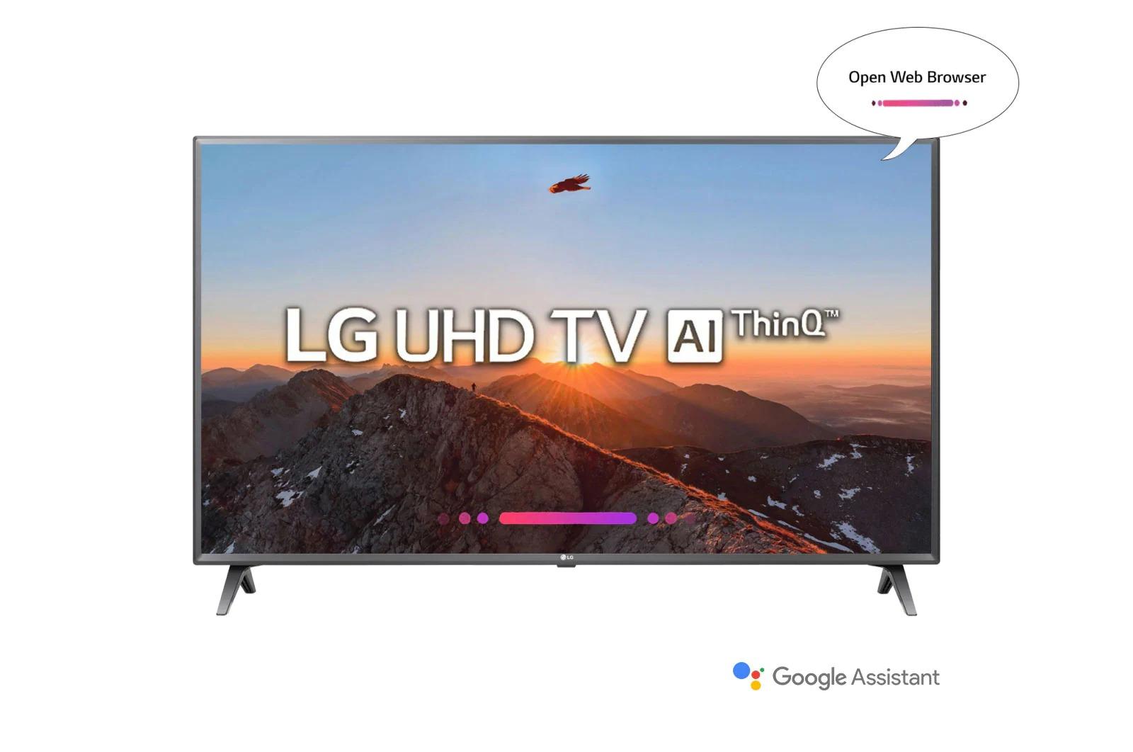LG (43UK6560PTC) 43 (109cm) 4K SMART UHD TV