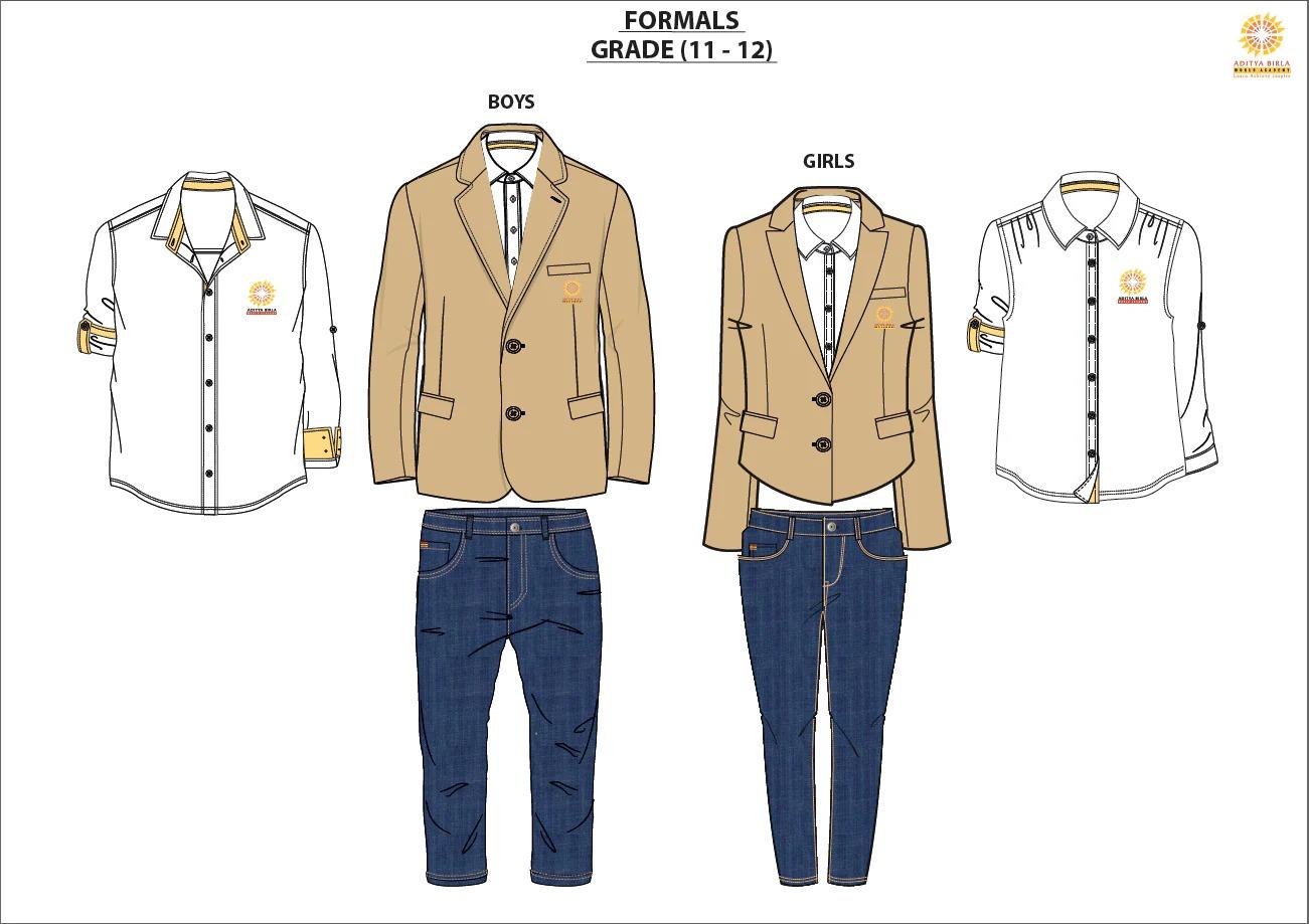 Jeans - Girls (10/11)