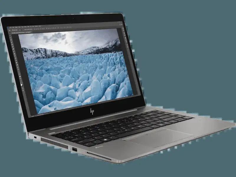 HP ZBook 14u G6 Mobile Workstation (Turbo Silver)