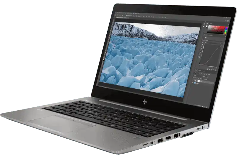 HP ZBook 14u G6 Mobile Workstation (Turbo Silver)