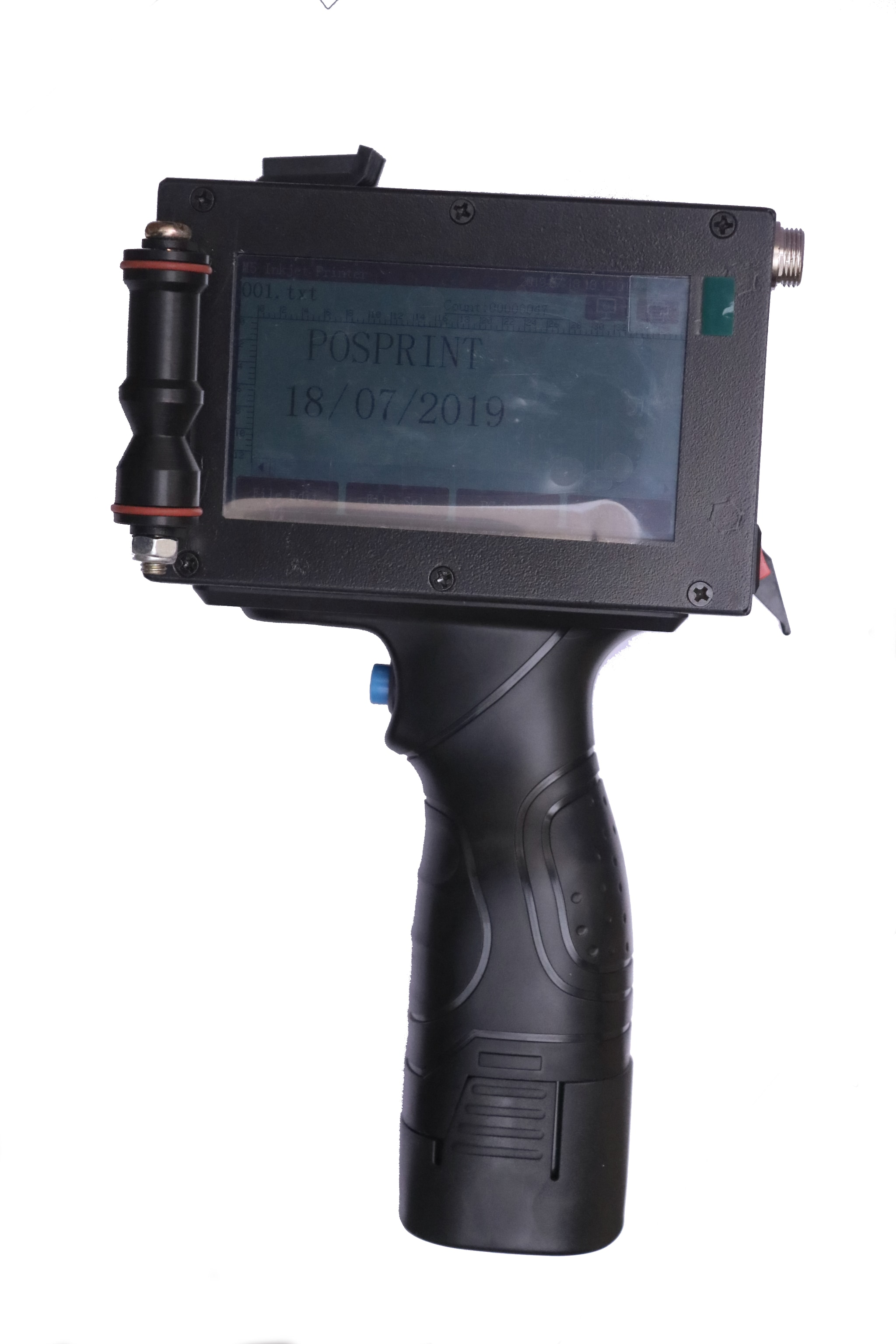 Posprint M5 Handheld Inkjet Printer Batch Coding Machine