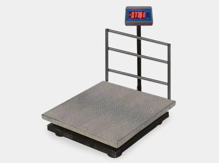 Endeavour - Platform Scale (2000 KG) (EPSS) ( T/W/PWB/END/02K/002)