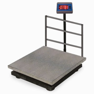 Endeavour - Platform Scale (500 Kg) (EPS)  (T/W/PWB/END/500/001)