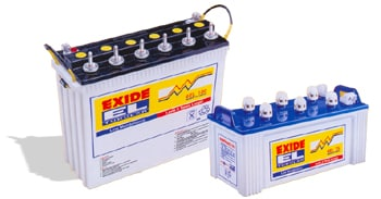 Exide EL 150 Tubular Batteries