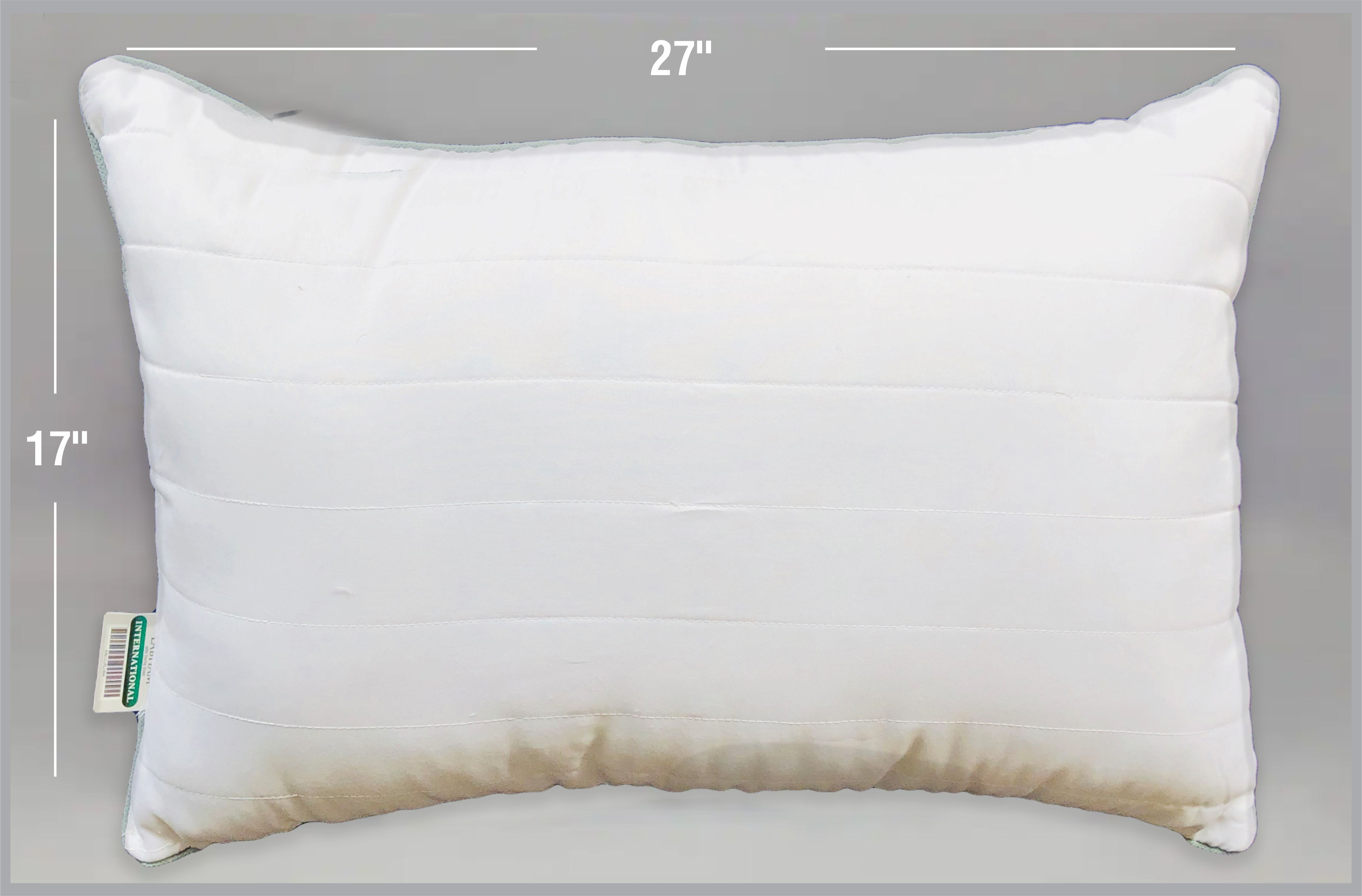 INTERNATIONAL QUILTED PILLOWS