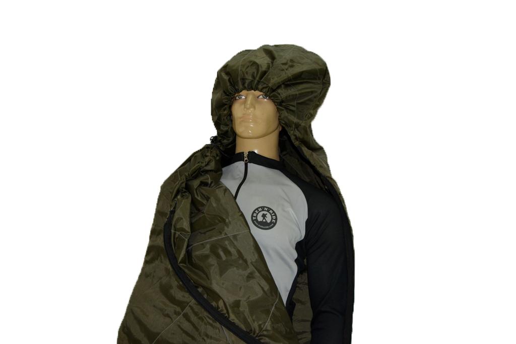 Sleeping Bag - Light Weight 10-20 Degree Comfort