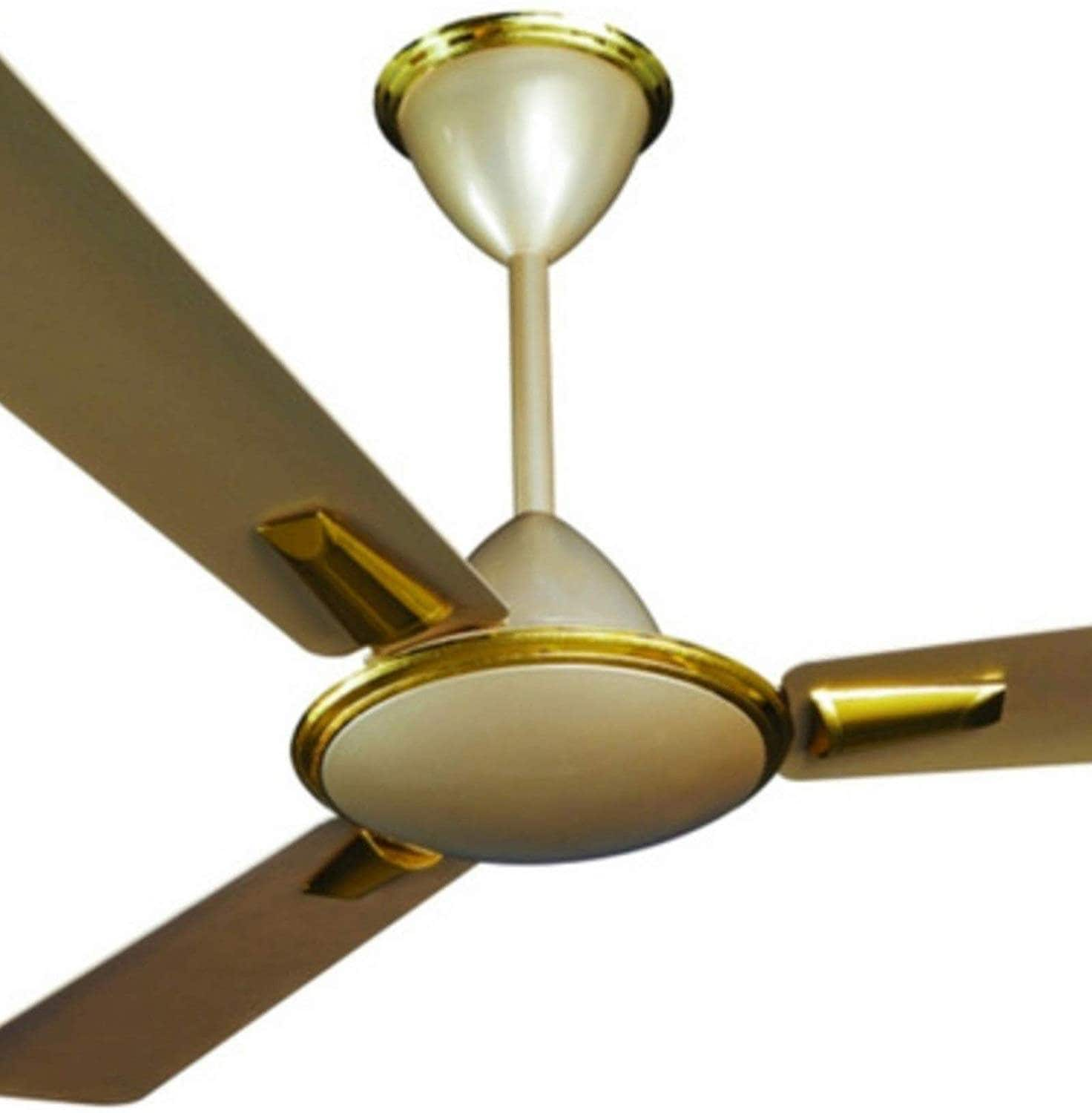 Crompton Aura Prime Anti DUST 1200 MM Ceiling Fan (Husky Gold)