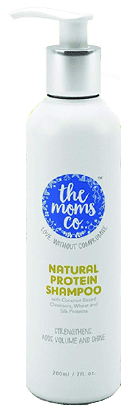 The Moms Co. Natural Protein Shampoo 200 Ml