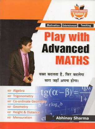 Play With Advanced Maths By Abhinay Sharma  (English,Paperback, Abhinay Sharma)