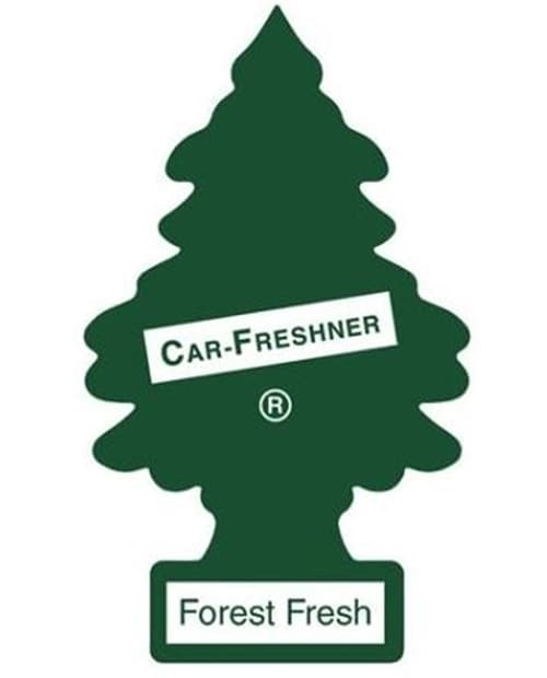 Little Tree Card Perfume Forest Fresh