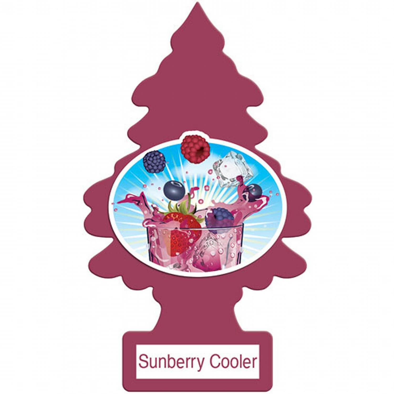 Little Tree Card Perfume Sunberry Cooler