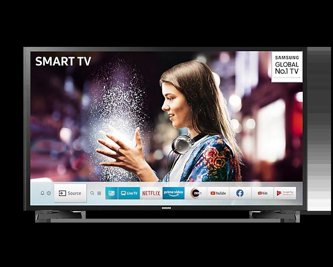 "SAMSUNG (UA32T4700AKXXL) 80cm (32"") Smart HD TV"