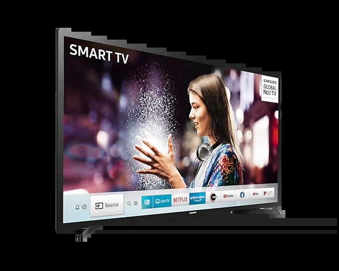 "SAMSUNG (UA32T4500AKXXL) 80cm (32"") Smart HD TV"