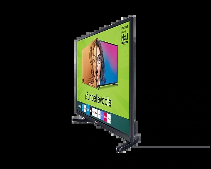 "SAMSUNG (UA32T4350AKXXL) 80cm (32"") Smart HD TV"