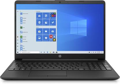 HP 15s Core I3 10th Gen - (8 GB/1 TB HDD/Windows 10 Home) 15s-du2071TU Thin And Light Laptop (15.6 Inch, Jet Black, 1.77 Kg, With MS Office)
