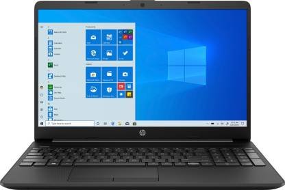 HP 15s Athlon Dual Core - (4 GB/1 TB HDD/Windows 10 Home) 15s-GY0001AU Thin And Light Laptop (15.6 Inch, Jet Black, 1.76 Kg, With MS Office)