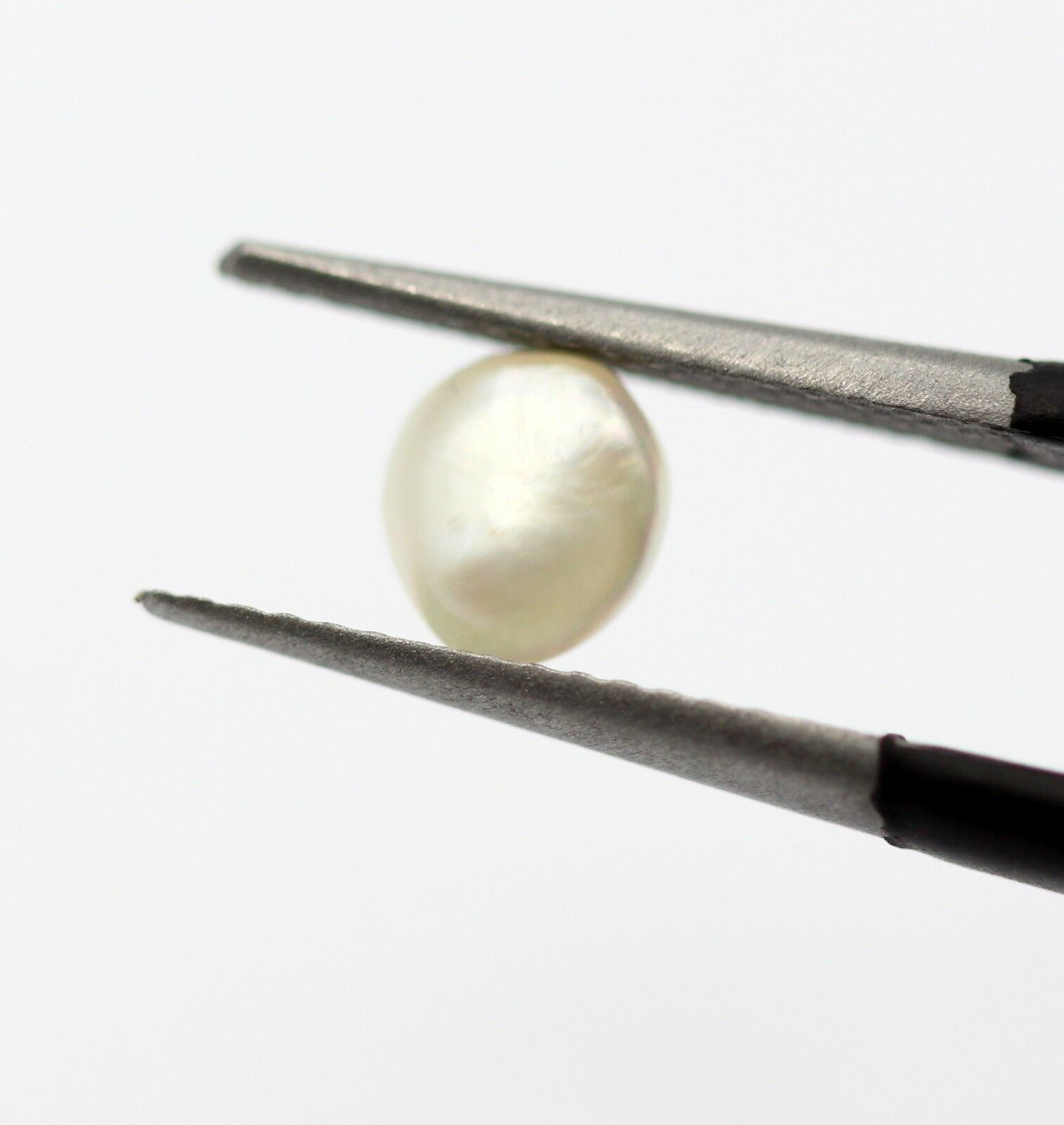 0.80 Ct Real Pearl Loose Natural Gemstone Round Mix Cabochon Certified
