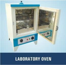 "MAXIMA - HOT AIR OVEN ( 18"" *18"" *24"" , M.S ) (SLI-100)  WITH THERMOSTATIC CONTROLLER  (T/L/HAO/MAX/250/004)"