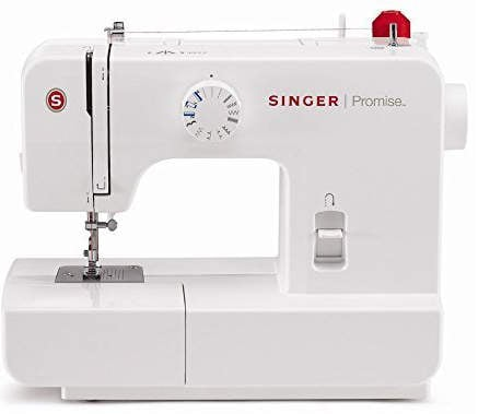 Singer Promise 1408 Electric Sewing Machine (White)