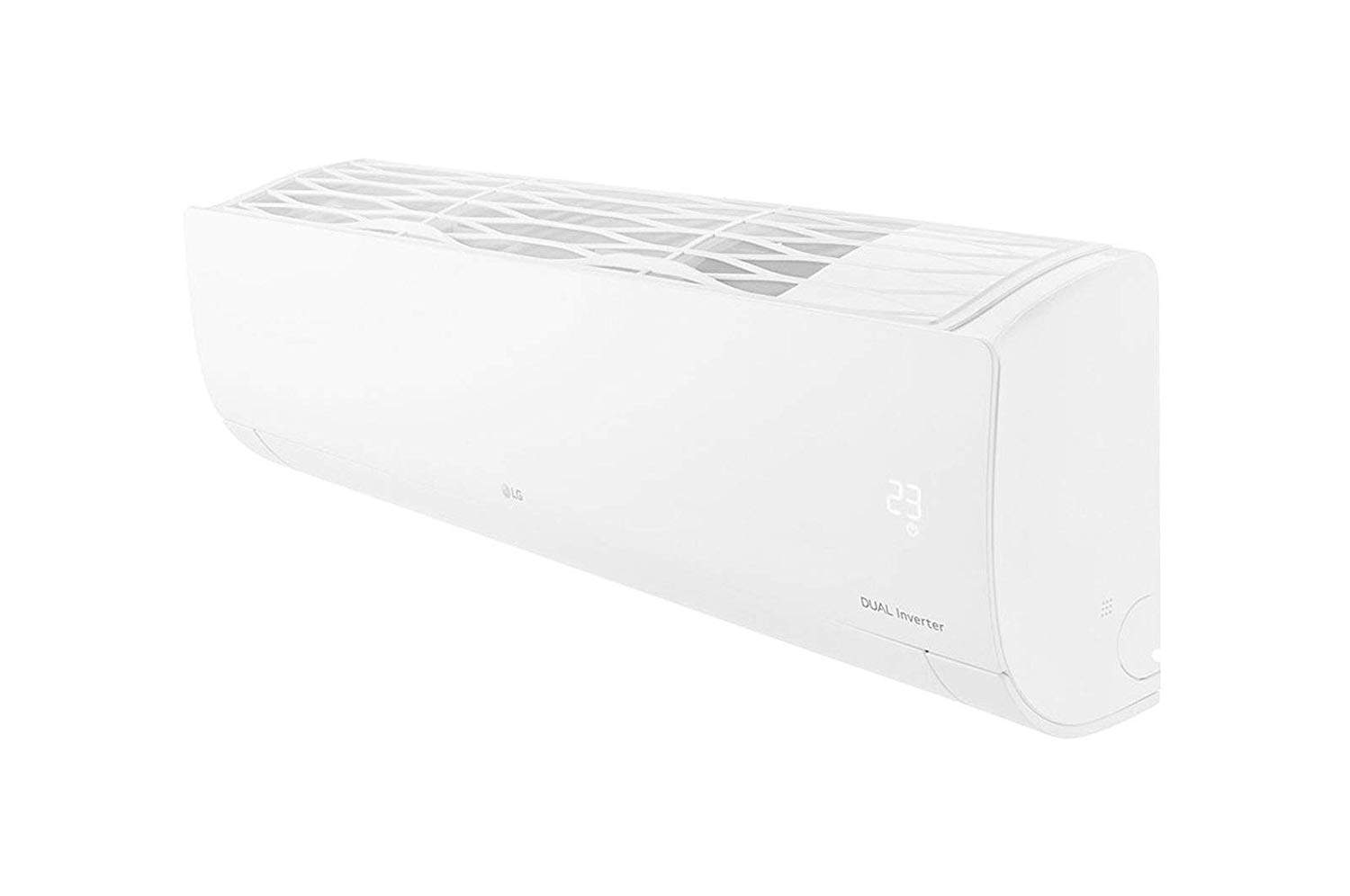 LG 1.5 Ton 5 Star Inverter Split AC (Copper, KS-Q18HNZD, White)
