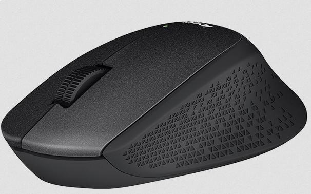 Logitech M331 Silent Plus Computer Mouse [PN 910-004914]