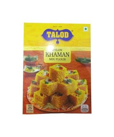 TALOD NYLON KHAMAN MIX PCH - 200 G - All Mixes - Hastimal Manikchand