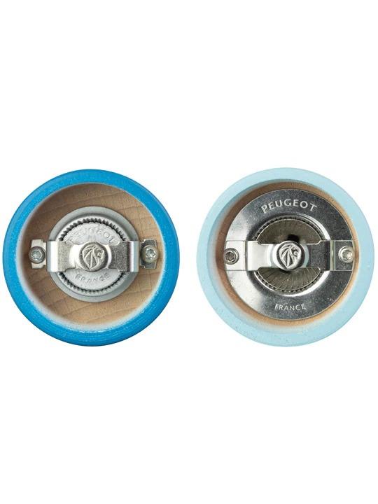 PEUGEOT 2/33279 Tahiti Duo Summer Duo Pm+Sm Petrol Blue & Sky Blue 15 Cm 2/33279