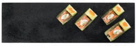 APS 923 Gn 2/4 Granite Tray 53X16.2 Cm 923