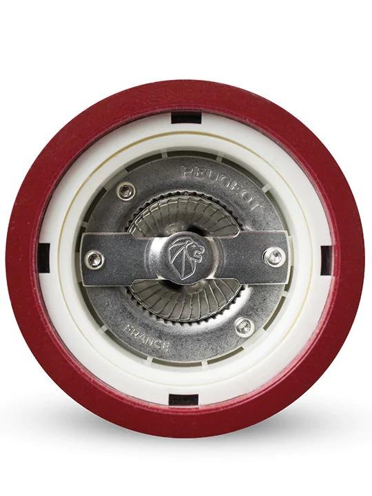 PEUGEOT 23591 Paris U'Select Salt Mill Laquered Dark Red Lacquer 18 Cm 23591