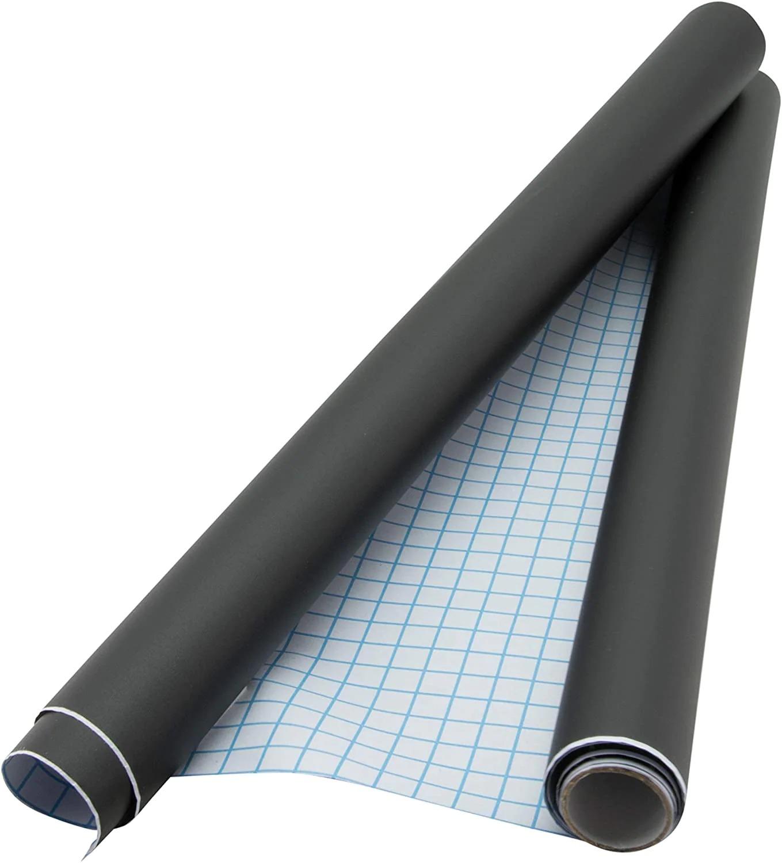 SECURIT CS-WALL-100 Self Adhesive Chalkboard - Wall Rollsecurit® Self-Adhesive Chalkboard Roll10X45X0,004Cm | 0,1Kgblack Cs-Wall-100