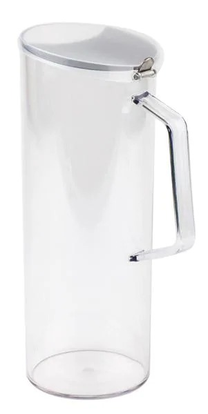 APS 10778 Cereal Pitcher Dimensions 10,5 X 15,5 Cm Height 28 Cm Volume 1,5 L Colour Transparent Material Stainless Steel, SAN, Polypropylene