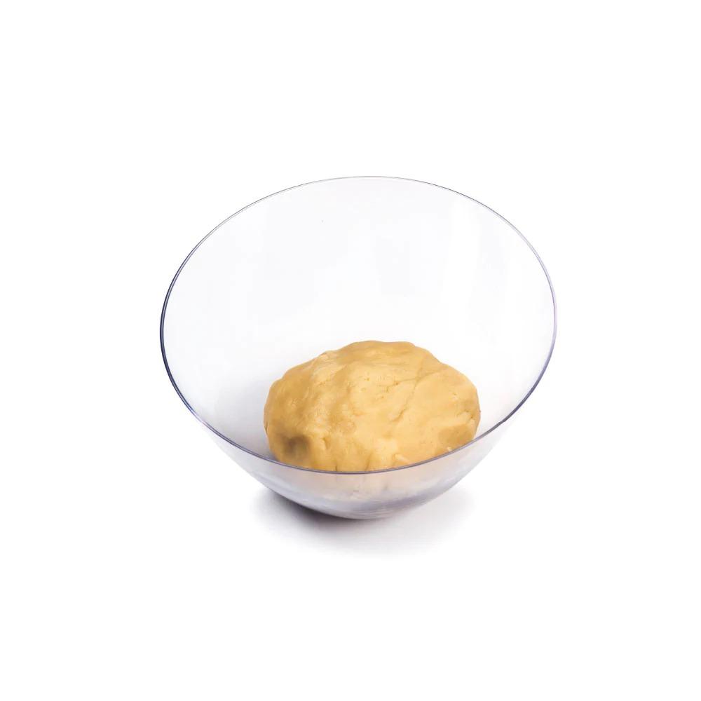 DECORA 9260291 Transparent Polycarbonate Bowl Ø 22 Cm