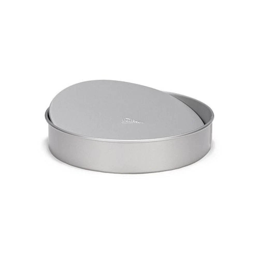 """PATISSE 3695 Sponge Pan With Removable Bottom Ø 18 Cm 7 1/8"""" SILVER-TOP"""