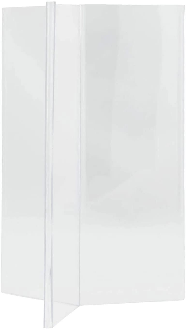 SECURIT PFT-ACY-A5 Posterframes - Acrylic Securit® Transparent Poster Holder - Y-Shaped - A521X13,5X13,5Cm | 0,2Kg Transparent