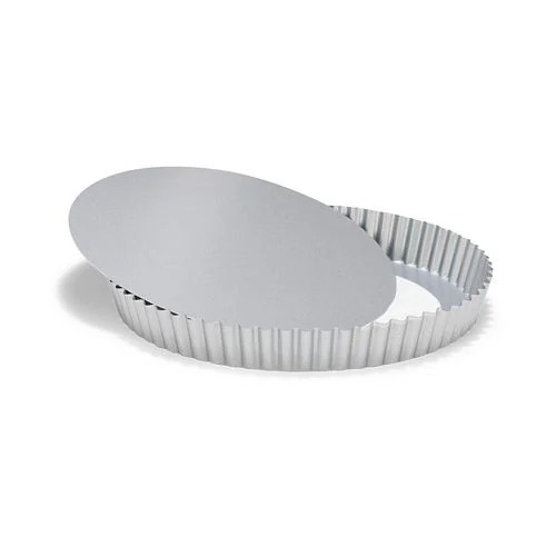 """PATISSE 3578 Quiche Pan With Removable Bottom Ø 28 Cm 11"""" SILVER-TOP"""