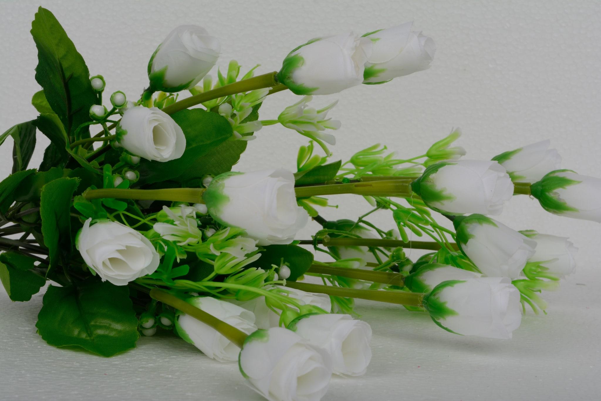 Artificial Kali Flower Bunch N54C5