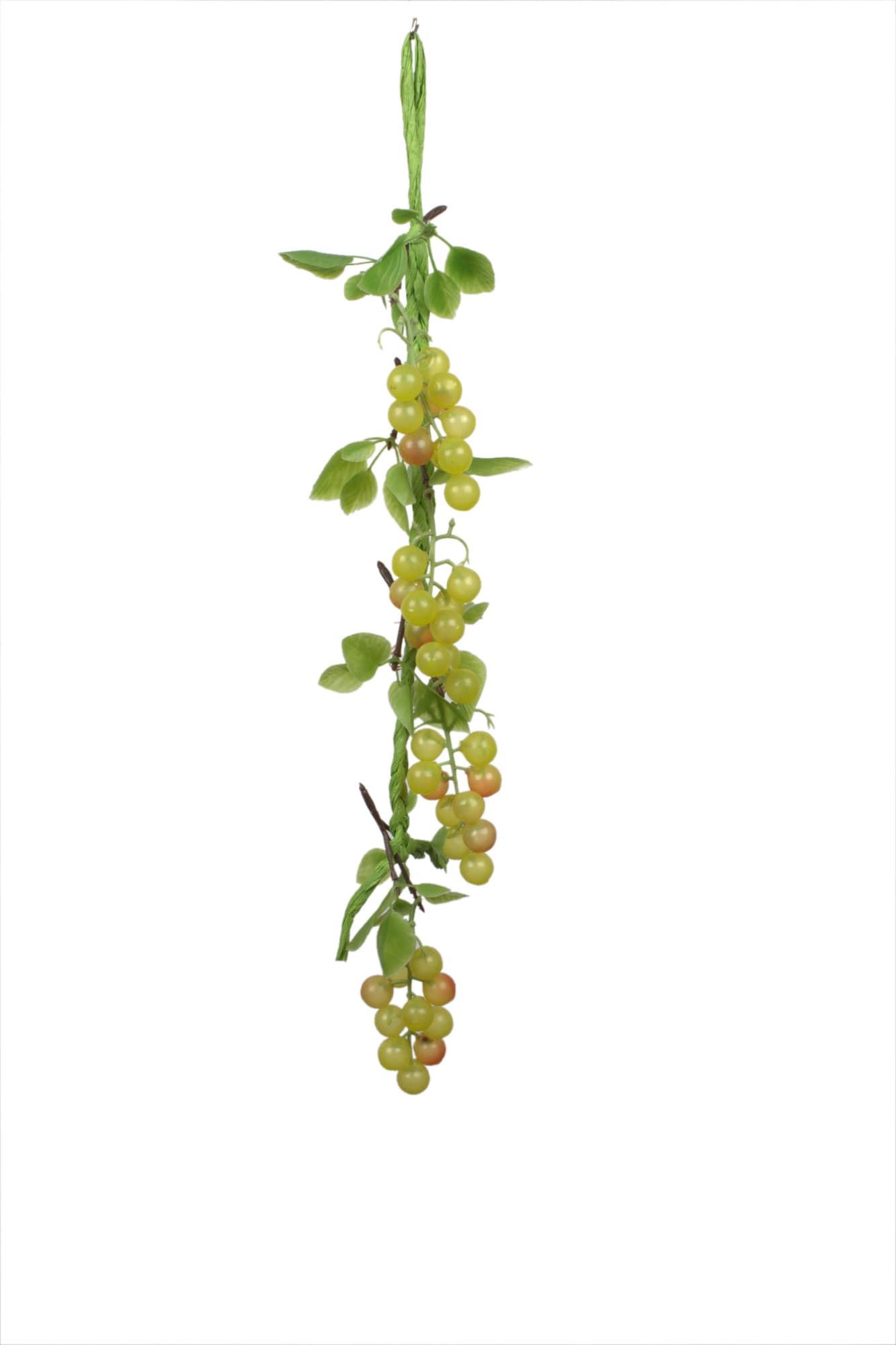Artificial Grapes Hanging ( Pack Of 2 Pcs ) N40C4
