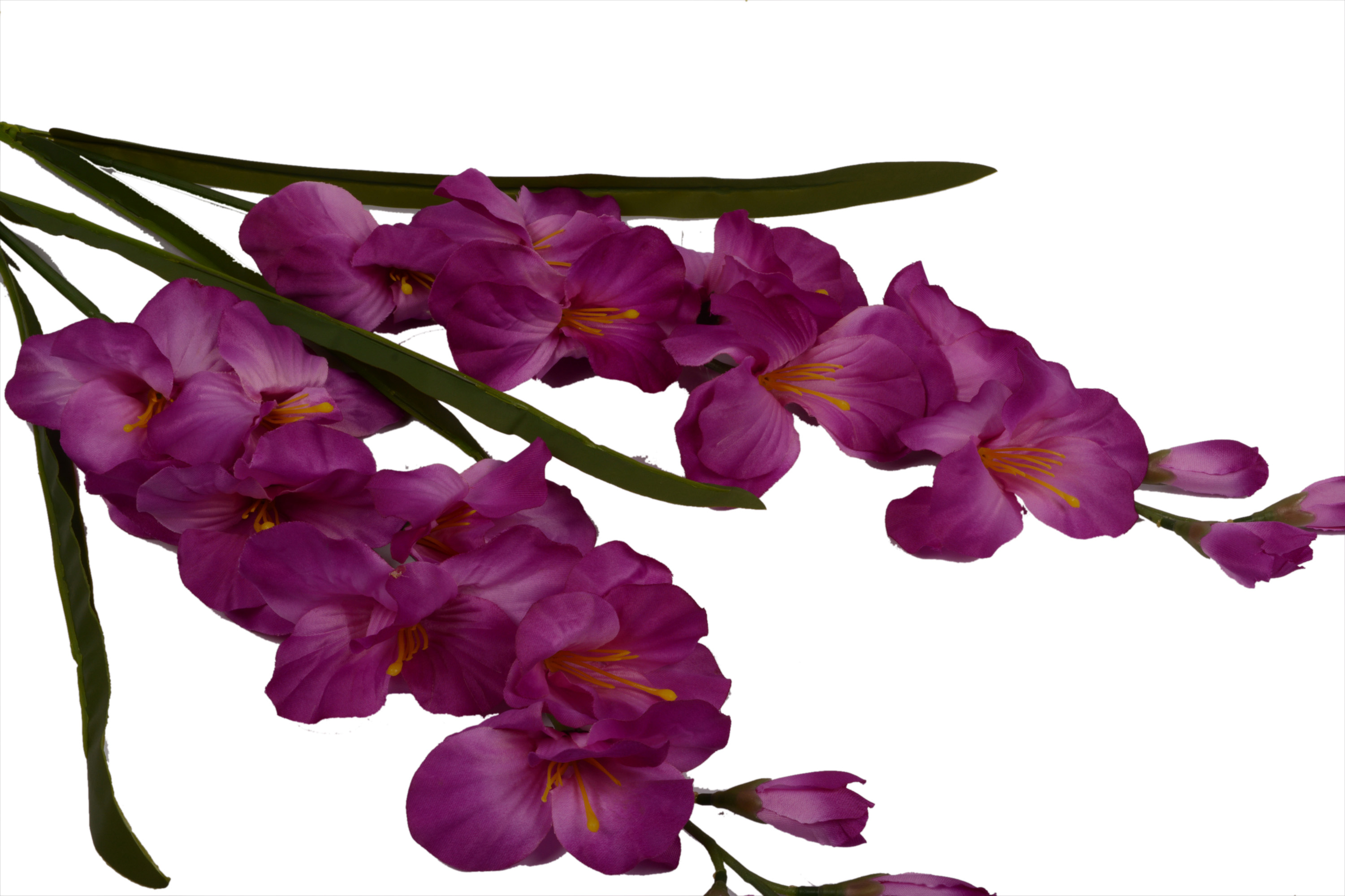 Atificial Gladiolus Stick ( Pack Of 2 Pcs) N32C8