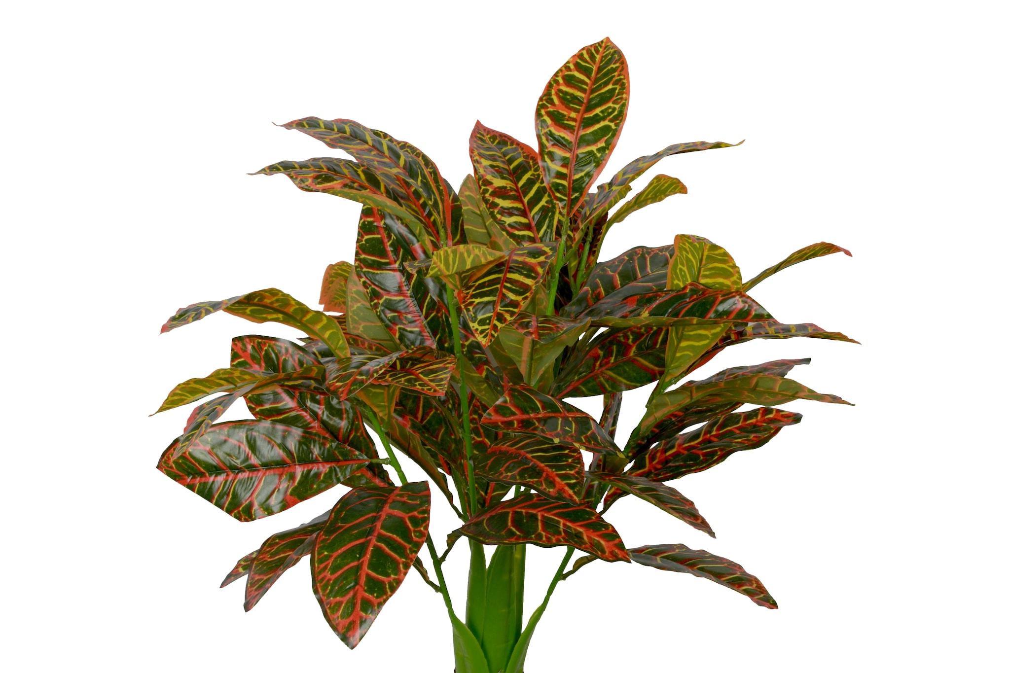 Artificial Croton Plant  N164C1