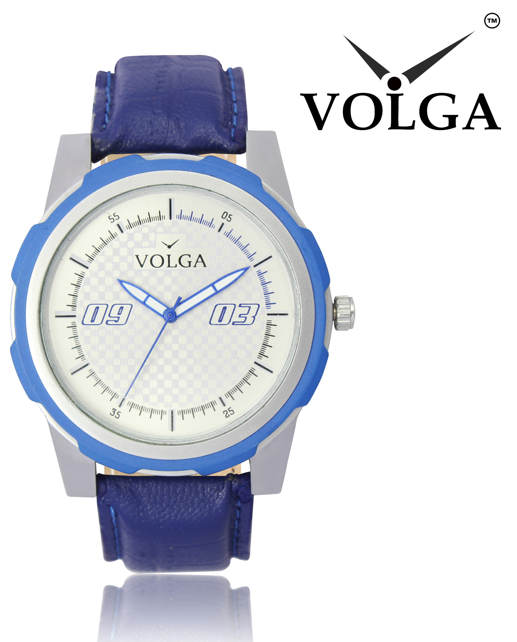 Klassy Collection Volga Fashionable Design Analog Watch